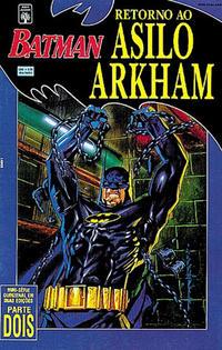 Cover Thumbnail for Batman: Retorno ao Asilo Arkham (Editora Abril, 1994 series) #2