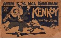 Cover Thumbnail for Album ng Mga Kabalbalan ni Kenkoy (Liwayway Publishing, Inc., 1934 series) #[nn]