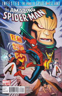 Cover Thumbnail for The Amazing Spider-Man (Marvel, 1999 series) #662