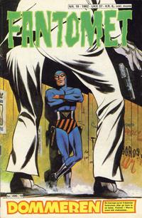 Cover Thumbnail for Fantomet (Semic, 1976 series) #19/1982