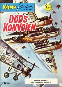 Cover Thumbnail for Kamp-serien (Serieforlaget / Se-Bladene / Stabenfeldt, 1964 series) #2/1968