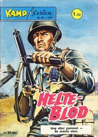 Cover Thumbnail for Kamp-serien (Serieforlaget / Se-Bladene / Stabenfeldt, 1964 series) #49/1967