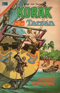 Cover Thumbnail for Korak (Editorial Novaro, 1972 series) #24