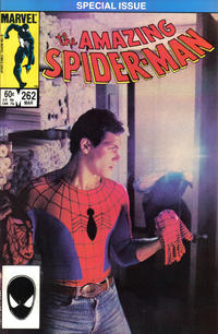 Cover Thumbnail for The Amazing Spider-Man (Marvel, 1963 series) #262 [Direct Edition]