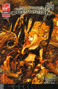 Cover Thumbnail for Shadow Hunter (Virgin, 2007 series) #3 [Variant Cover]