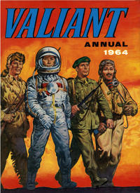 Cover Thumbnail for Valiant Annual (IPC, 1963 series) #1964