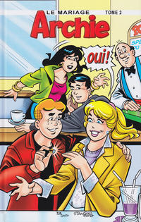Cover Thumbnail for Le Mariage Archie (Editions Héritage, 2011 series) #2