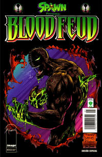 Cover Thumbnail for Spawn: Blood Feud (Grupo Editorial Vid, 2000 series)