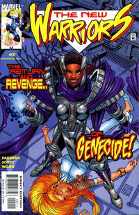 Cover Thumbnail for New Warriors (Marvel, 1999 series) #2 [Cover A]