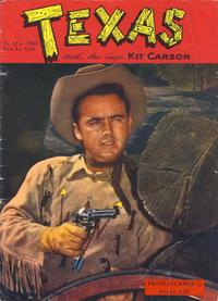 Cover Thumbnail for Texas Ekstranummer (Serieforlaget / Se-Bladene / Stabenfeldt, 1959 series) #17a/1961