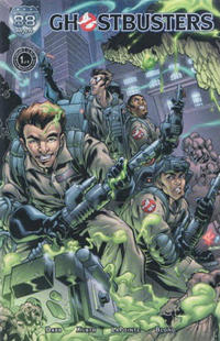 Cover Thumbnail for Ghostbusters: Legion (88MPH Studios, 2004 series) #1 [Team Cover]