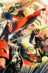 Cover Thumbnail for Astro City: Local Heroes (DC, 2004 series)
