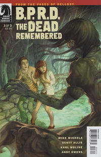 Cover Thumbnail for B.P.R.D.: The Dead Remembered (Dark Horse, 2011 series) #3