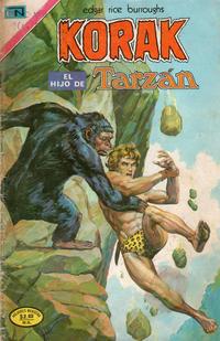 Cover Thumbnail for Korak (Editorial Novaro, 1972 series) #27