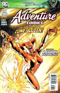 Cover Thumbnail for Adventure Comics (DC, 2009 series) #527 [Direct Sales]