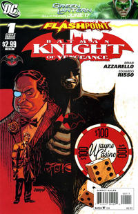 Cover Thumbnail for Flashpoint: Batman Knight of Vengeance (DC, 2011 series) #1