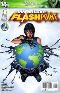 Cover Thumbnail for Flashpoint: The World of Flashpoint (DC, 2011 series) #1