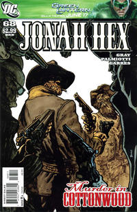 Cover Thumbnail for Jonah Hex (DC, 2006 series) #68