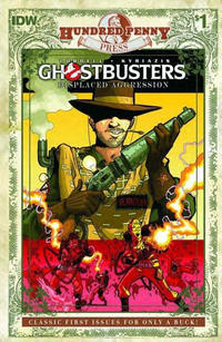 Cover Thumbnail for Hundred Penny Press: Ghostbusters: Displaced Aggression (IDW, 2011 series) #1