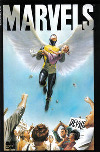 Cover Thumbnail for Marvels (Marvel, 1994 series) #2 [Second Printing]