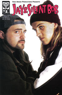 Cover Thumbnail for Jay & Silent Bob (Oni Press, 1998 series) #1 [Photo Cover]