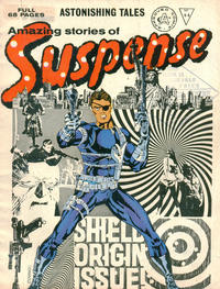 Cover Thumbnail for Amazing Stories of Suspense (Alan Class, 1963 series) #94