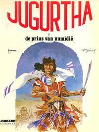 Cover Thumbnail for Jugurtha (Le Lombard, 1977 series) #1 - De prins van Numidië