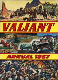 Cover Thumbnail for Valiant Annual (IPC, 1963 series) #1967