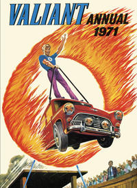 Cover Thumbnail for Valiant Annual (IPC, 1963 series) #1971