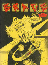 Cover Thumbnail for Brage (Best Badges, 1982 series) #5
