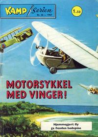 Cover Thumbnail for Kamp-serien (Serieforlaget / Se-Bladene / Stabenfeldt, 1964 series) #26/1967