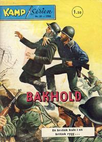 Cover Thumbnail for Kamp-serien (Serieforlaget / Se-Bladene / Stabenfeldt, 1964 series) #39/1966