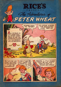 Cover Thumbnail for The Adventures of Peter Wheat (Peter Wheat Bread and Bakers Associates, 1948 series) #35