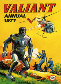Cover Thumbnail for Valiant Annual (IPC, 1963 series) #1977