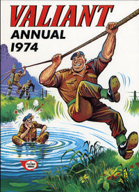 Cover Thumbnail for Valiant Annual (IPC, 1963 series) #1974