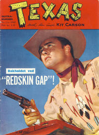 Cover Thumbnail for Texas Ekstranummer (Serieforlaget / Se-Bladene / Stabenfeldt, 1959 series) #22a/1962