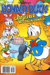 Cover Thumbnail for Donald Duck & Co (Hjemmet / Egmont, 1948 series) #22/2011