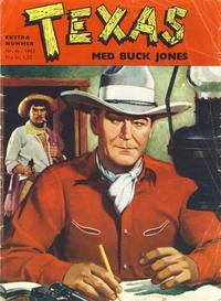 Cover Thumbnail for Texas Ekstranummer (Serieforlaget / Se-Bladene / Stabenfeldt, 1959 series) #4a/1963