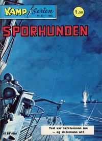 Cover Thumbnail for Kamp-serien (Serieforlaget / Se-Bladene / Stabenfeldt, 1964 series) #23/1966