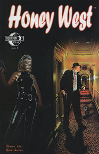 Cover Thumbnail for Honey West (Moonstone, 2010 series) #4 [Cover A - Art Cover]
