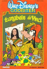 Cover Thumbnail for Walt Disney's Godbiter (Hjemmet / Egmont, 1981 series) #47