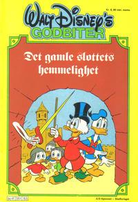 Cover Thumbnail for Walt Disney's Godbiter (Hjemmet / Egmont, 1981 series) #53
