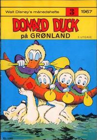 Cover Thumbnail for Walt Disney's Månedshefte (Hjemmet / Egmont, 1967 series) #3/1967