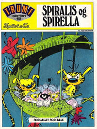 Cover Thumbnail for Trumf-serien (Forlaget For Alle A/S, 1973 series) #15 - Splint & Co [Sprint & Co]
