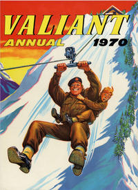 Cover Thumbnail for Valiant Annual (IPC, 1963 series) #1970