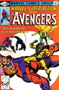 Cover Thumbnail for Marvel Super Action (Marvel, 1977 series) #20 [Direct Edition]