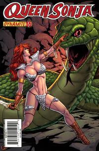 Cover Thumbnail for Queen Sonja (Dynamite Entertainment, 2009 series) #16 [Carlos Rafael Cover]