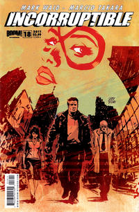 Cover Thumbnail for Incorruptible (Boom! Studios, 2009 series) #18