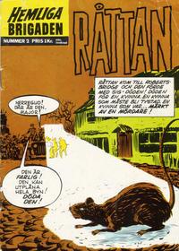 Cover Thumbnail for Hemliga brigaden (Williams Förlags AB, 1965 series) #2