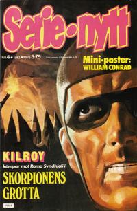 Cover Thumbnail for Serie-nytt [delas?] (Semic, 1970 series) #4/1982
